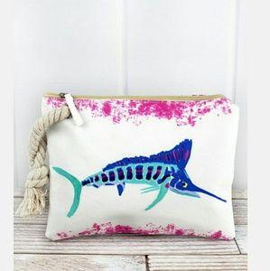 Handbags - New Coastal Wristlet Bag!